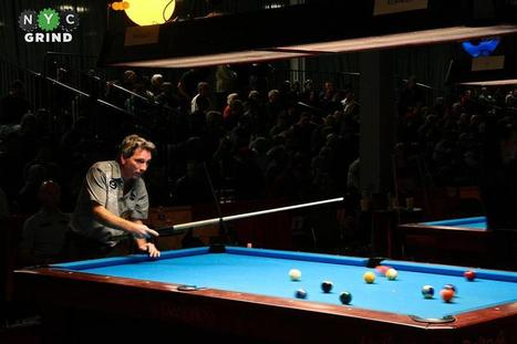 Four Players Remain - Quarterfinal & Hot Seat Match of the Predator ... | Pool & Billiards | Scoop.it