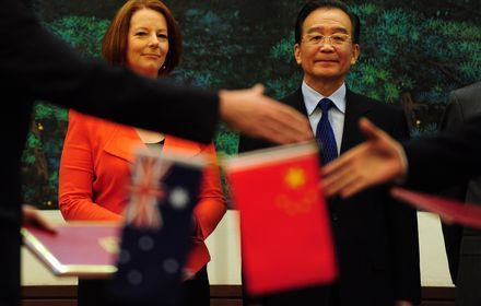Is Australia's economic stability really made in China? | Australia's Regional and Global Links | Scoop.it