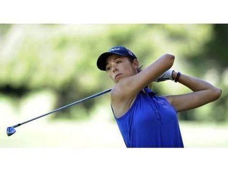 GIRLS GOLF: Barckley's CIF breakthrough is off the wall - Press-Enterprise | Junior Golf | Scoop.it
