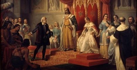 Un historiador sostiene que Cristóbal Colón no era italiano sino el hijo de un rey portugués | Enseñar Geografía e Historia en Secundaria | Scoop.it
