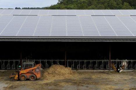 [Article]A Figeac, le renouvelable en grange | CDRQ Région Estrie | Scoop.it