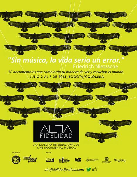 """Alta Fidelidad"", Primera Muestra Internacional de Cine Documental ... - Radiónica | Documentary | Scoop.it"