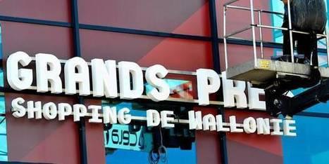 Les Grands Prés, le plus grand shopping du pays   Belgian real estate and retail sectors   Scoop.it