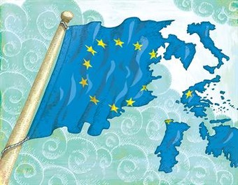 The Erosion of Europe by Joschka Fischer - Project Syndicate   real utopias   Scoop.it