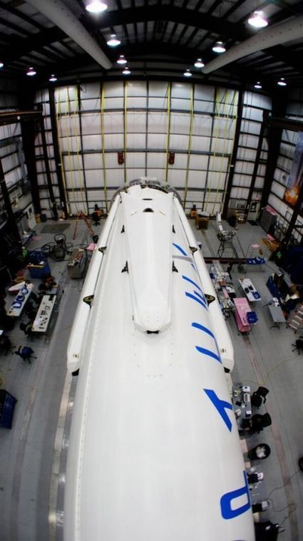 Falcon 9, le lanceur qui veut se poser | Space matters | Scoop.it