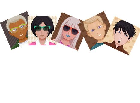 Avataro.de - Avatare und Profilbilder kostenlos online erstellen | Zentrum für multimediales Lehren und Lernen (LLZ) | Scoop.it