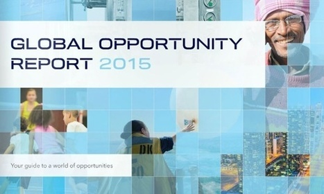 Turning five global risks into 15 opportunities | great buzzness | Scoop.it