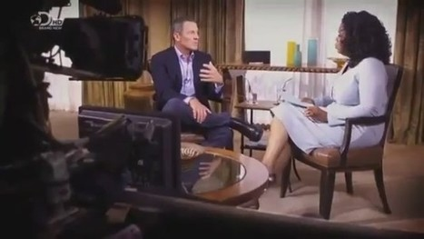 Lance Armstrong Oprah Interview (Part 2) | Drugs in Sport | Scoop.it