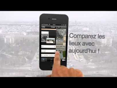 Paris Avant Guide GRATUIT - Applications Android sur GooglePlay | Augmented Reality Games in Tourism | Scoop.it
