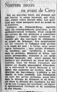 17 août 1914 | Théo, Zoé, Léo et les autres... | Scoop.it