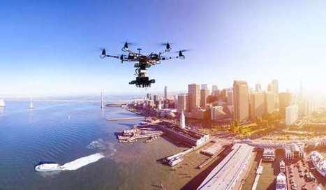 Le B2B, l'avenir pour les fabricants de drones américains | Fédération Belge du Drone civil | Scoop.it