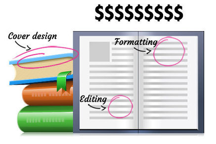 The Real Costs of Self-Publishing a Book | Mediashift | PBS | Irresistible Content | Scoop.it