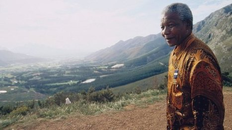 Nelson Mandela, 1918–2013: Remembering an Icon of Freedom | TIME.com | Unit 1 | Scoop.it