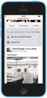 Facebook Makes Its News Feed a Little Less Frustrating | Gouvernance web - Quelles stratégies web  ? | Scoop.it