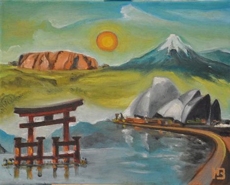 Mariani en Australie et au Japon | LeParisien.fr | Japon : séisme, tsunami & conséquences | Scoop.it
