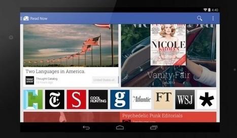 "Google lanza Google Play Kiosko, su ""Flipboard"" que aúna Google Play Magazines y Google Currents | BP | Scoop.it"