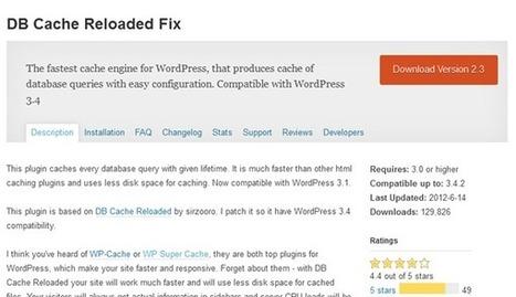5 Top Most WordPress Cache Plugins to Speed-up Your Website | I LOVE SCOOP | Scoop.it