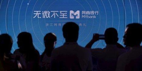 Chine : Alibaba se lance dans la banque en ligne | Médias sociaux et tourisme | Scoop.it