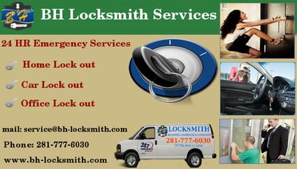 Emergency Locksmith Services in Texas   BH-locksmith   Scoop.it