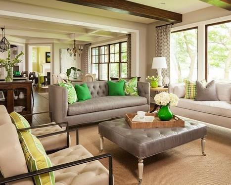Palmer Pointe Road Residence by Martha O'Hara Interiors | Thanh Le | Scoop.it