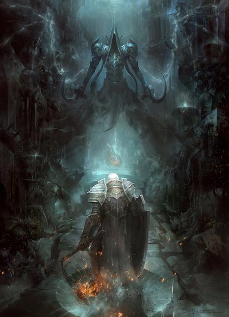 [Semi-finalistes] Diablo 3 : Reaper of souls [Concours de fan arts] | TousGeeks | Scoop.it
