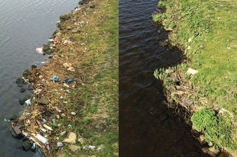 L'histoire d'un citoyen anonyme qui a décidé de nettoyer les berges d'une rivière   Efficycle   Scoop.it