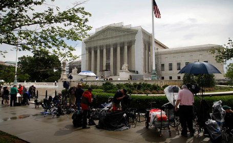 Justices, 9-0, Bar Patenting Human Genes | cognition | Scoop.it