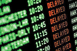 Airplane Delay Survival Tips | Air Ambulances | Scoop.it