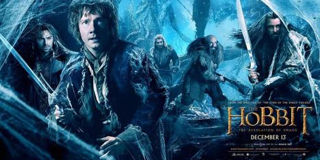 'The Hobbit: The Desolation Of Smaug' Banner Debuts, New Trailer ... | Banner Printing | Scoop.it