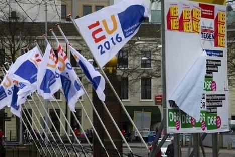 Les Pays-Bas prouvent que face aux traités, la démocratie est bien vivante   Maison de l'Europe du Morbihan- Bretagne Sud   Scoop.it