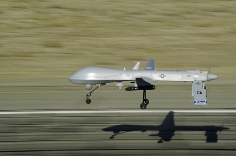 Predator drone involved in latest US airstrikes in Iraq - Washington Post | Fight and Flight | Scoop.it