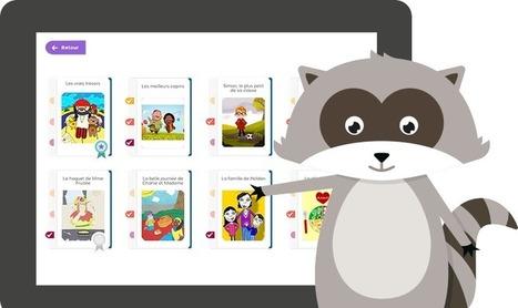 Boukili : Livres gratuits en ligne illustrés pour enfants | Recull diari | Scoop.it