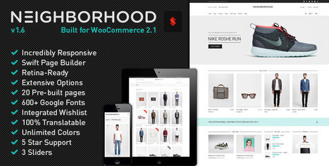 Neighborhood v1.67 Responsive Multi-Purpose Shop Theme | Download Full Nulled Scripts | Download Free Nulled WP Themes & Plugins | Scoop.it
