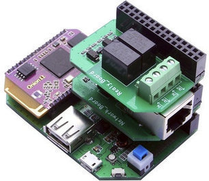 Onion Omega is an Atheros AR9331 Wi-Fi Module Supporting Various Docks and Add-on Boards (Crowdfunding) | Arduino, Netduino, Rasperry Pi! | Scoop.it
