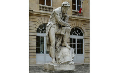 'Derogatory' Champollion statue in Paris angers Egyptians | Égypte-actualités | Scoop.it