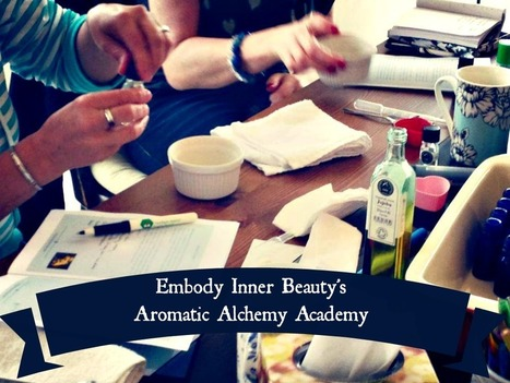 Aromatherapy Workshops and Training,The Aromatic Alchemy Academy | Aromatherapy & Holistic Cosmetology with Mayella | Scoop.it