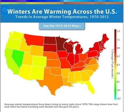 Climate Change: Recent Trends & Reports | green infographics | Scoop.it