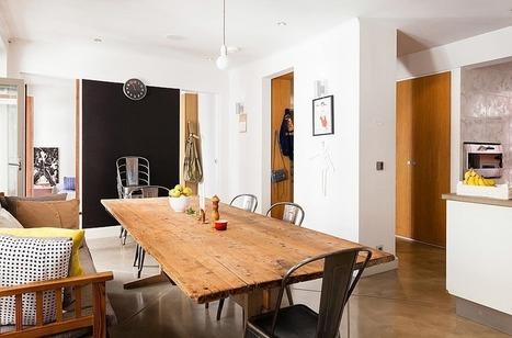 Un appartement sous les combles à Stockholm | | PLANETE DECO a homes worldPLANETE DECO a homes world | the switch corner | Scoop.it