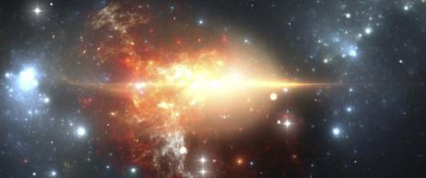 Un univers qui recule dans le temps depuis le Big Bang? C'est l'hypothèse de ces physiciens   Beyond the cave wall   Scoop.it