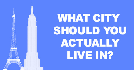 What City Should You Actually Live In? | Barcelona | Scoop.it