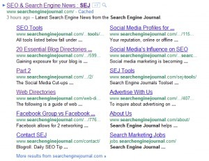 Google Unleashes Expanded Sitelinks: How You ShouldCope | Google Sphere | Scoop.it