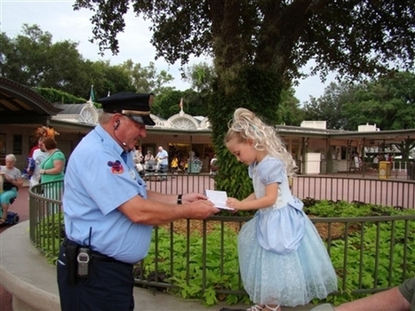 The security guard who makes Disney dreams come true | Kickin' Kickers | Scoop.it
