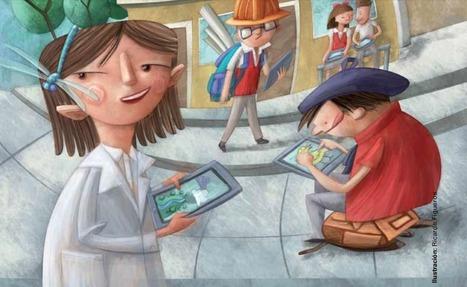Herramientas para desarrollar el pensamiento crítico en los niños   TEDICS   Scoop.it