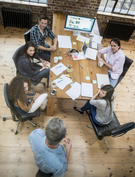 How Developing Your Brand Culture Leads to Better Employee Engagement | Corporate Culture and OD | Scoop.it