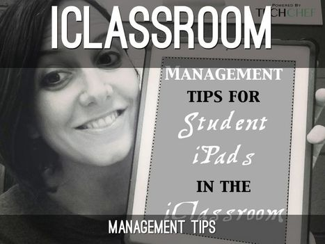 Managing iPads in the iClassroom - A Haiku Deck by Lisa Johnson | 21st Century Teaching Tidbits | Scoop.it