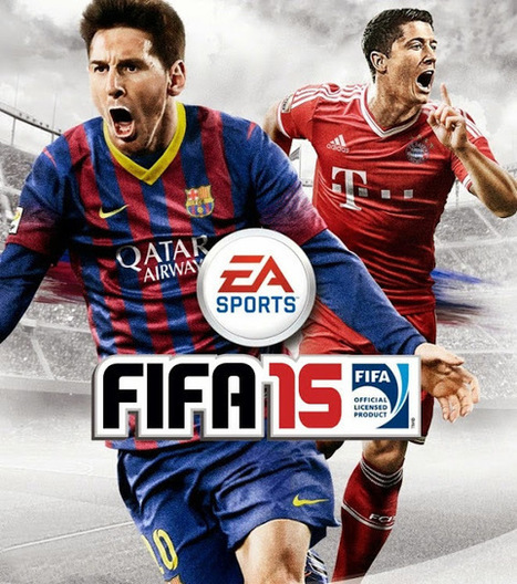 FIFA 15 PC Game Ultimate Team Edition 3DM Free Download | Games | Scoop.it