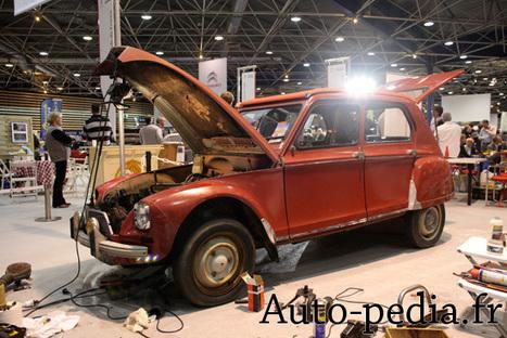 Photos du Salon Epoqu'auto 2012 - lyon | autopedia | Scoop.it