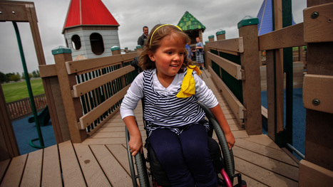 For Kids With Special Needs, More Places To Play | Writer, Book Reviewer, Researcher, Sunday School Teacher | Scoop.it