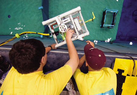 MacArtney Visits NASA's MATE ROV Competition (USA) | Underwater | Scoop.it