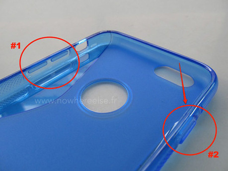 Alleged iPhone 6 Case Shows Repositioned Power Button | Phone Case Covers | Scoop.it